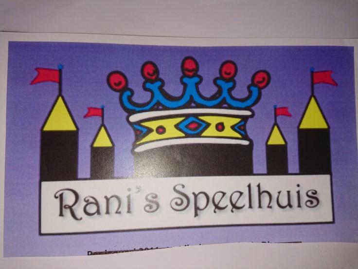 LOGO Rani's Speelhuis