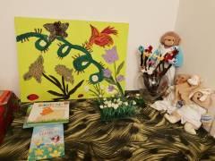 schilderwerk van de grote kids