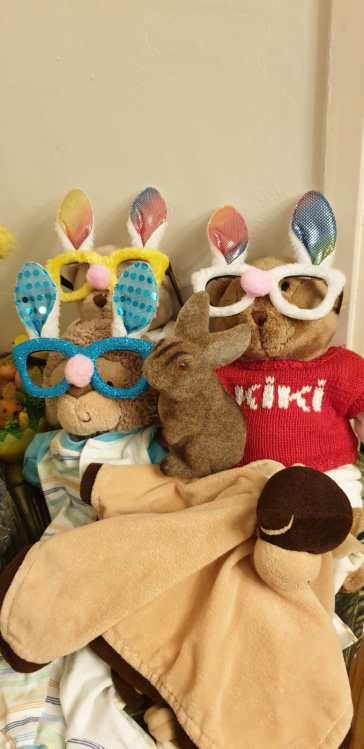 Kiki en zijn Paasmakkers